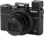 SONY CYBER-SHOT DSC-RX100 VII | SONY CYBER-SHOT DSC-RX100 VII test en review - Test Aankoop