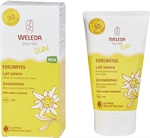 WELEDA EDELWEISS ZONNELOTION SPF 30 | Zonnecrème, zonnelotion of zonnespray?