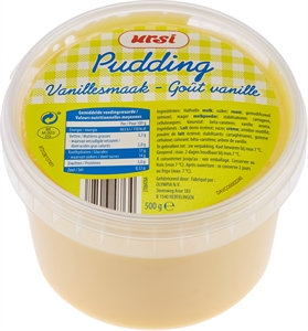 URSI (ALDI) Pudding vanillesmaak 500g