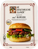 DE VEGETARISCHE SLAGER MC² BURGER