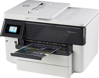 HP OFFICEJET PRO 7740 | HP OFFICEJET PRO 7740 test en review - Test Aankoop