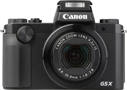 CANON POWERSHOT G5 X | CANON POWERSHOT G5 X test en review - Test Aankoop