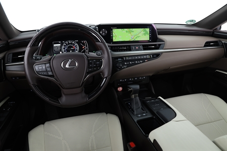 Lexus ES | Lexus ES test en review - Test Aankoop
