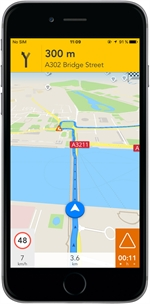 TELENAV GPS Navigation by Scout  (iOS)