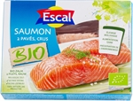 ESCAL BIO ZALM 2 FILETS, RAUW
