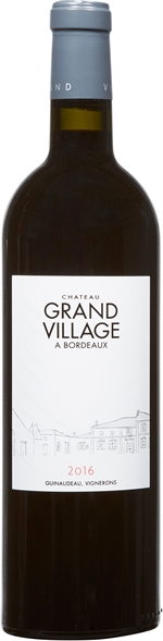 CHÂTEAU GRAND VILLAGE 2016