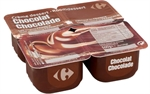 CARREFOUR Roomdessert chocolade