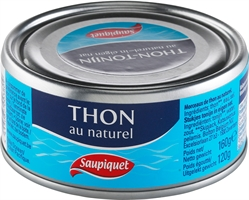 SAUPIQUET Thon au naturel