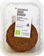 ALBERT HEIJN VEGETARISCHE BASIS BURGER