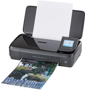 HP OFFICEJET 250 MOBILE | HP OFFICEJET 250 MOBILE test en review - Test Aankoop