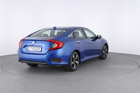 Honda Civic | Honda Civic test en review - Test Aankoop