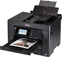 EPSON WORKFORCE PRO WF-7840DTWF | De beste printers  - Test Aankoop