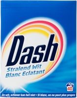 DASH Stralend Wit Powder