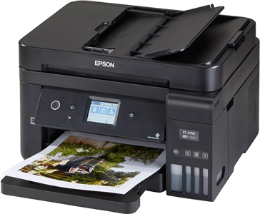 EPSON ECOTANK ET-4750 | EPSON ECOTANK ET-4750 test en review - Test Aankoop