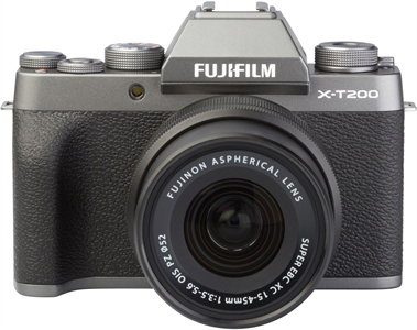 FUJIFILM X-T200 + XC15-45 | FUJIFILM X-T200 + XC15-45 test en review - Test Aankoop