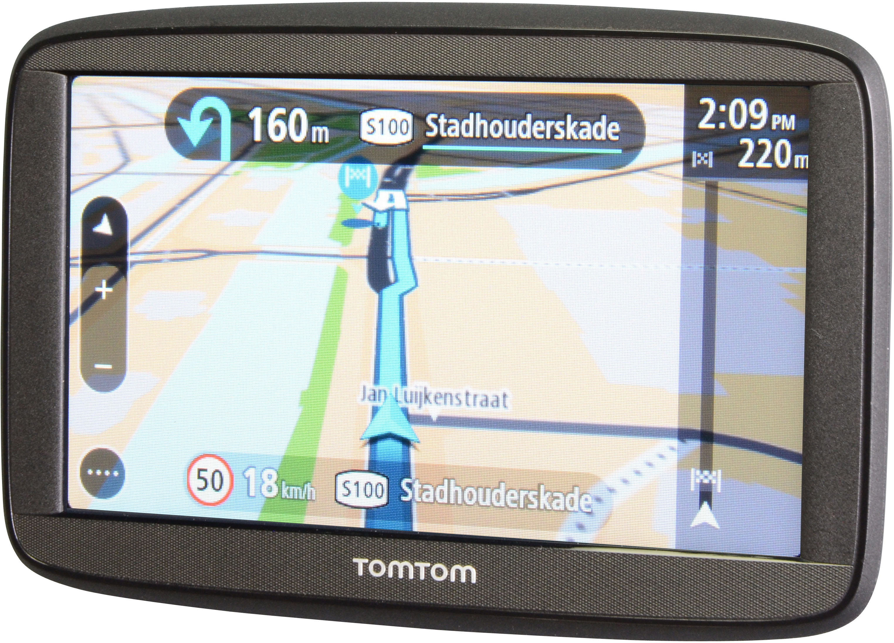 tomtom start 52 test prijzen en specificaties. Black Bedroom Furniture Sets. Home Design Ideas