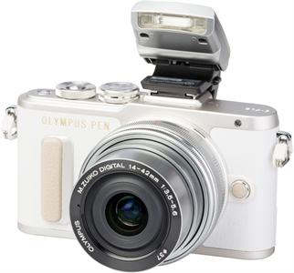 OLYMPUS PEN E-PL8 + M.Zuiko Digital ED 14-42mm f/3.5-5.6 ...